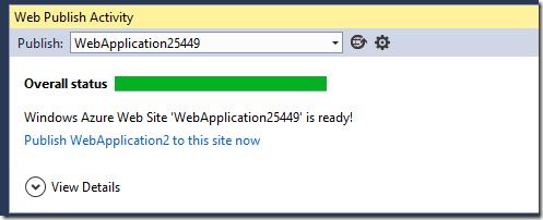 Предварительная версия Visual Studio 2013 Update 2