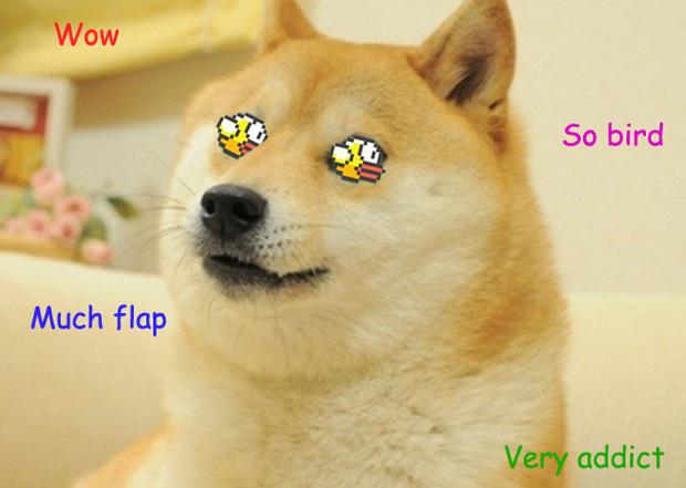 Создаем клон игры Flappy Bird, используя движок физики iOS7
