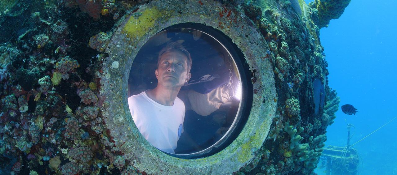 31 день под водой: Кусто снова в море!