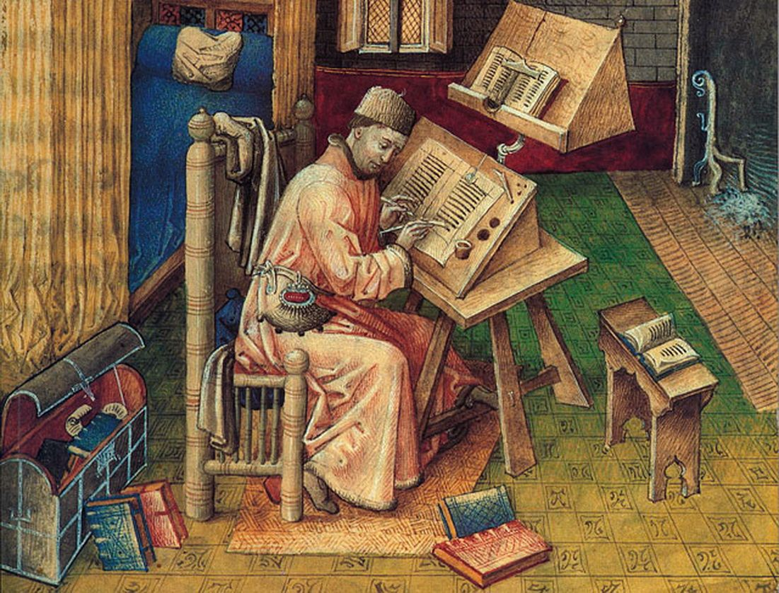 christian monasticism in the middle ages - 800×609
