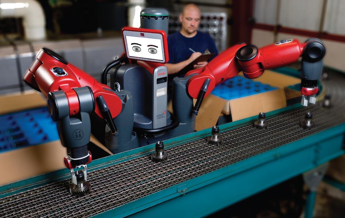 Топ-10 робототехнических компаний мира