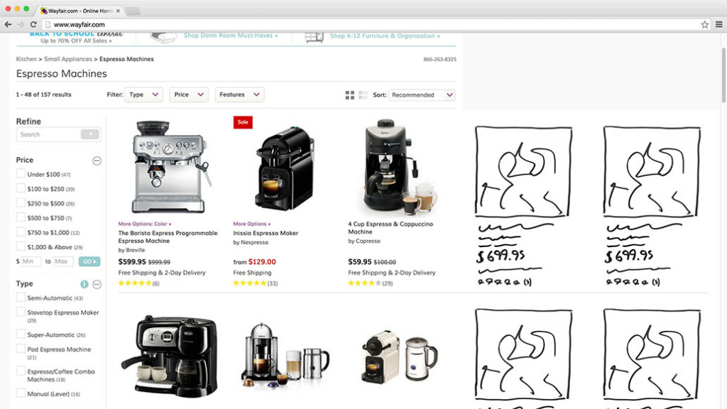 Responsive Upscaling: 11 Ideas for Large-Screen E-Commerce Design