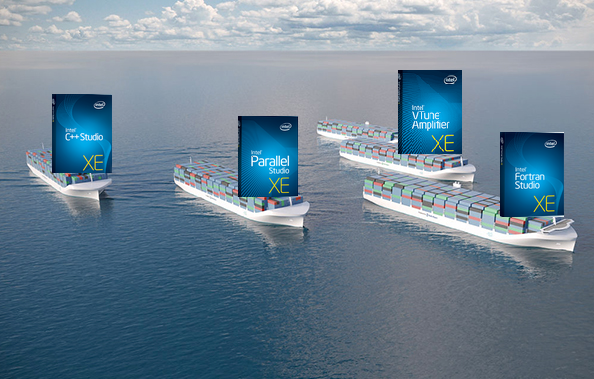 Программные продукты Intel — Как корабль назовешь…
