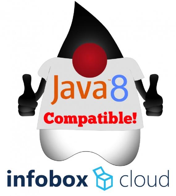 Java 8 в IaaS InfoboxCloud в одну команду. Используем Java 8 в тестах
