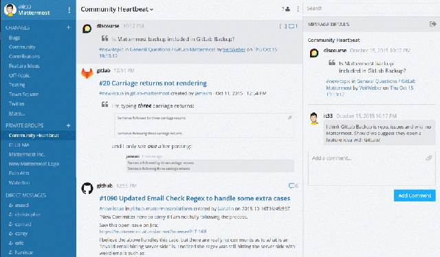 Перевод 5 опенсорсных альтернатив Slack для группового чата