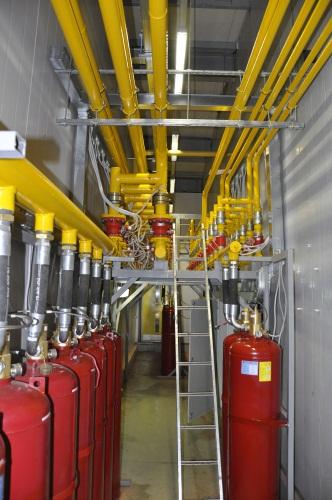 Сухая вода NovecВ® 1230 для защиты серверных и не только