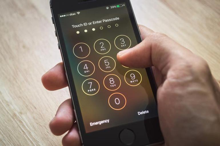 [Перевод] Обнаружен способ обхода защиты от перебора пароля на iPhone/iPad