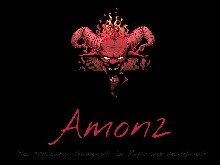 Web Фреймворк по-японски — Amon2