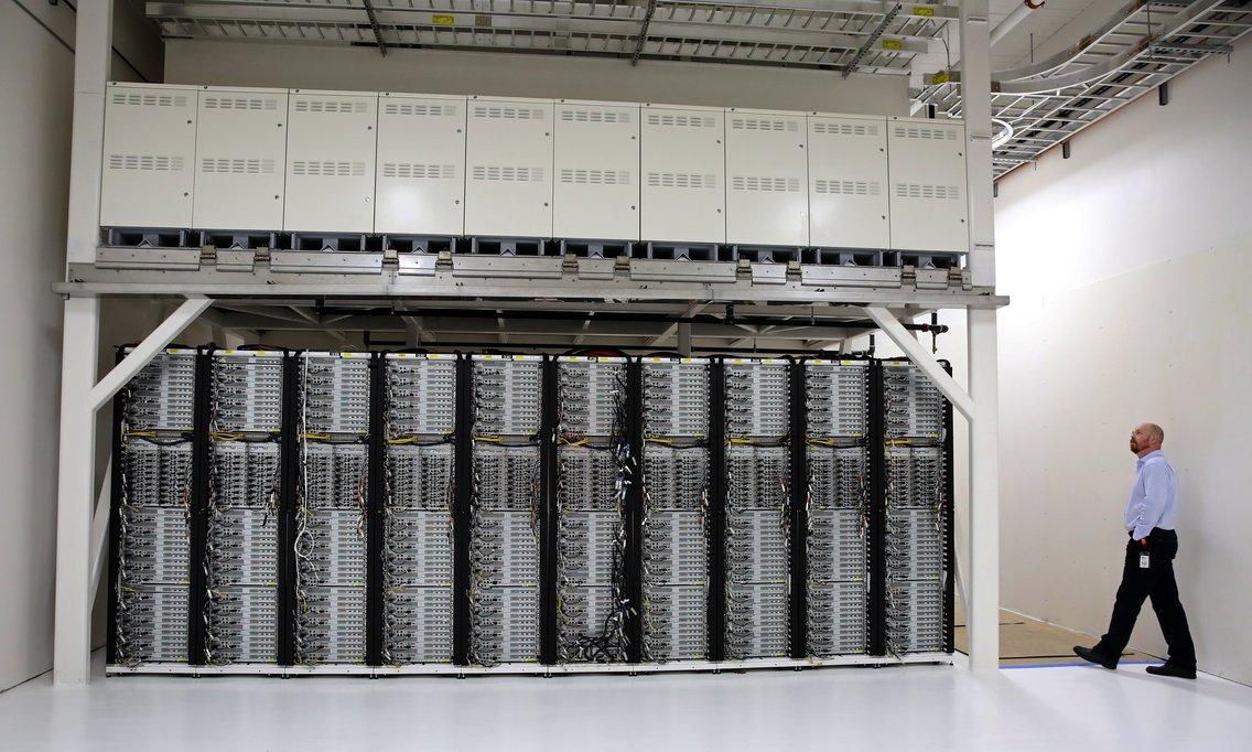 Microsoft продемонстрировала рабочий ЦОД с электропитанием от топливных элементов