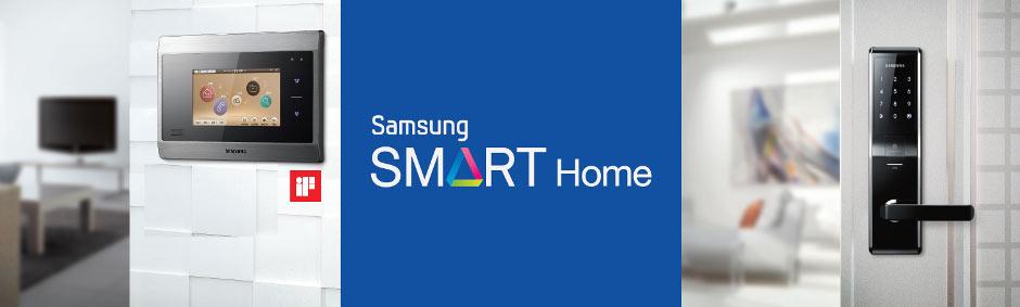 Умный дом от Samsung