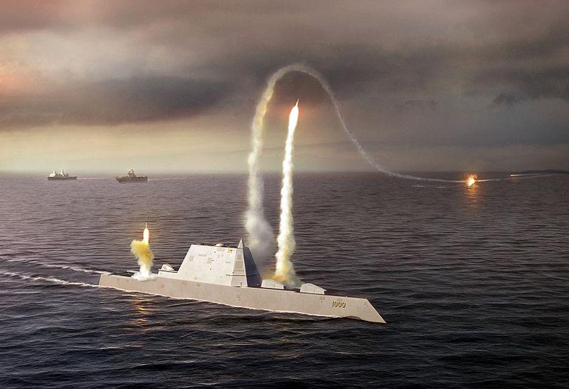 Военно-морской флот США готовится к испытаниям на воде электрической пушки будущего — рельсотрона