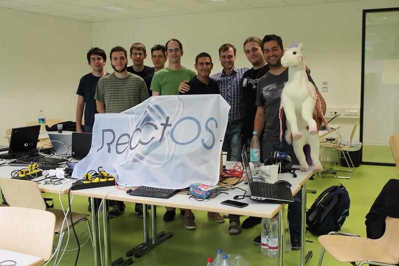 Второй Hackfest в истории ReactOS