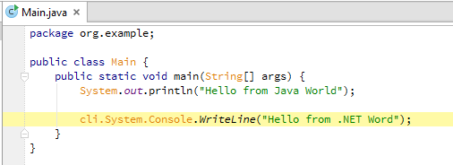 Consulo: Выполнения Java кода на .NET платформе с помощь IKVM.NET