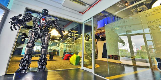 Google открыл первые дата-центры в Азии