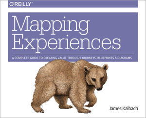 James Kalbach «Mapping Experiences»
