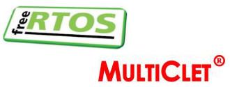 Multiclet & FreeRTOS