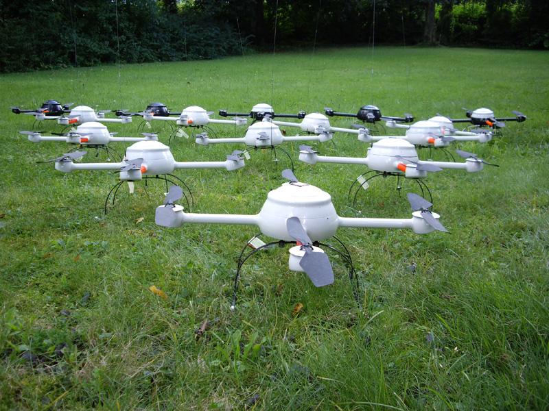 Куда летят мультикоптеры? Дорожная карта технологий