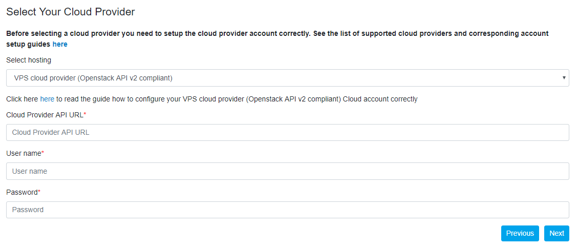 Creating a 3CX cloud-based PBX on any Openstack-compatible