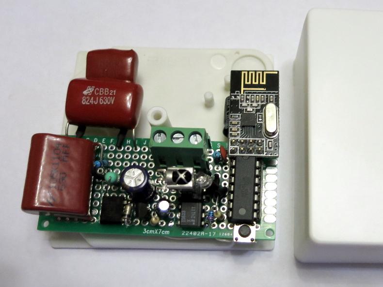 Схема подключение вентилятора влажности