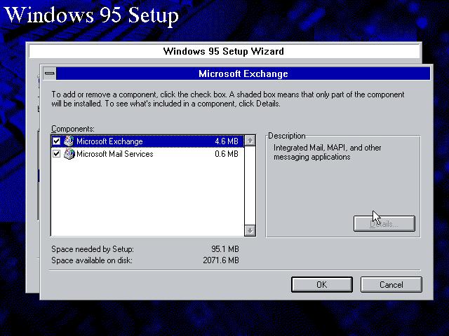 Инструкция по установке windows 95