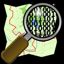Логотип OpenStreetMaps