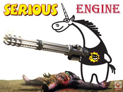 Проверка исходного кода игрового движка Serious Engine v.1.10 к юбилею шуте ...