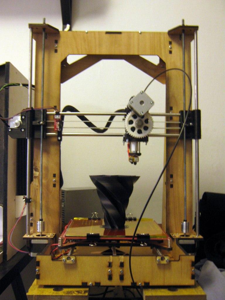 Экструдер для 3d принтер своими руками