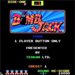 Bomb Jack Splash 1