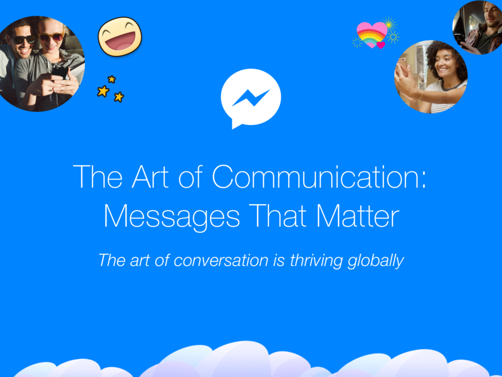 Messages Matter — Exploring the Evolution of Conversation