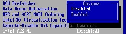 Аппаратная поддержка алгоритма AES современными процессорами
