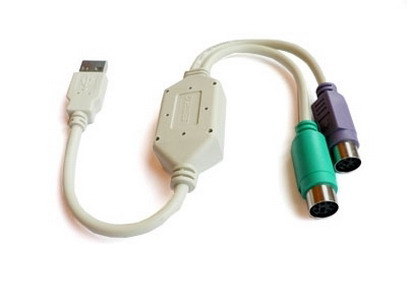 переходники с PS/2 на USB