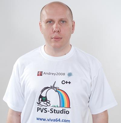 Андрей Карпов, PVS-Studio