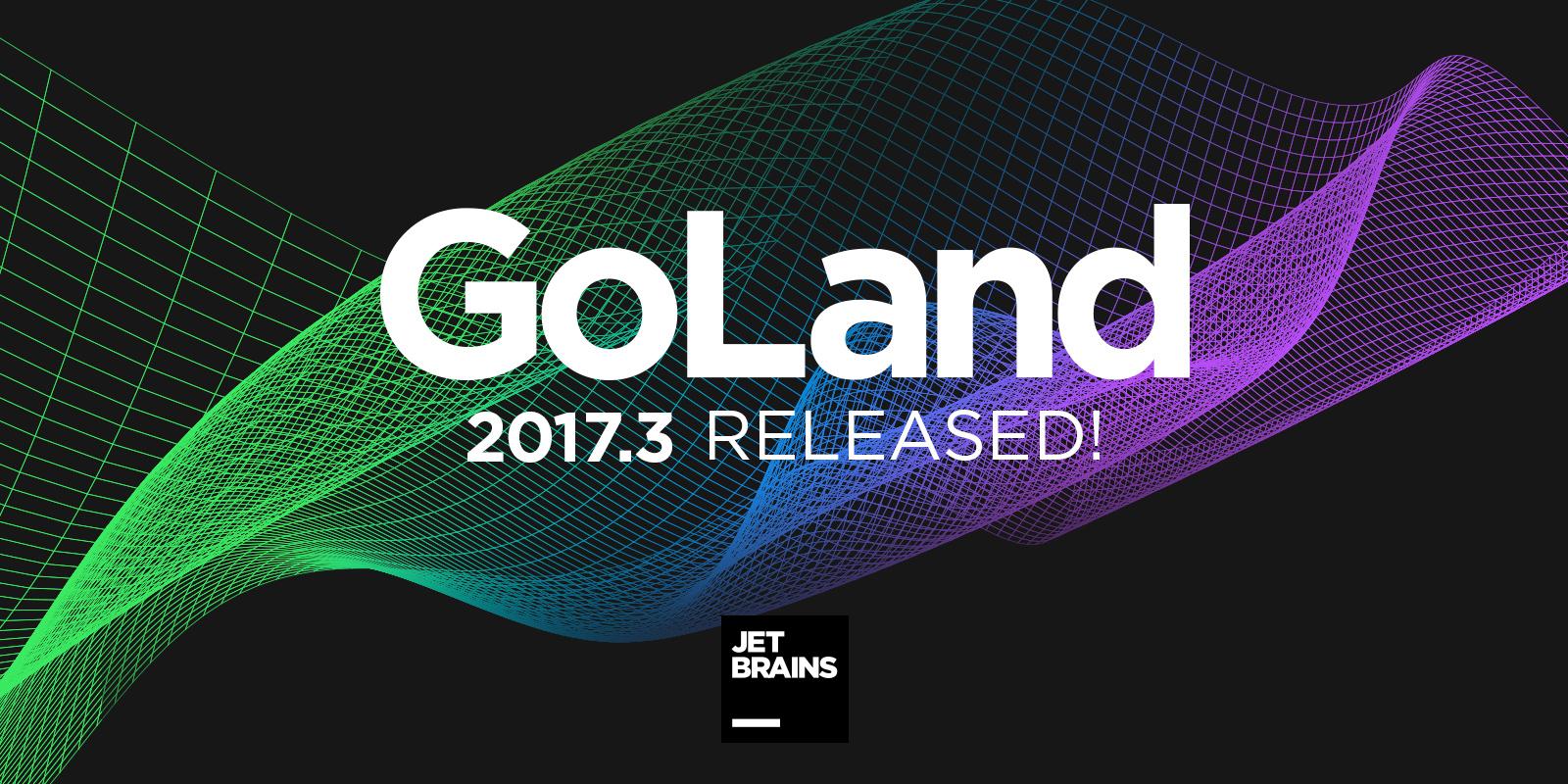 Встречайте GoLand 2017.3 — новая Go IDE от JetBrains