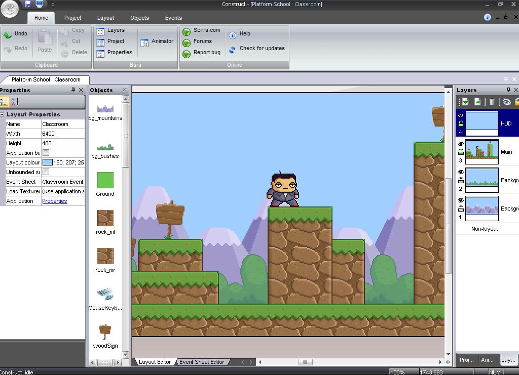 Сайт с программами по созданию игр создание сайтов в павлово