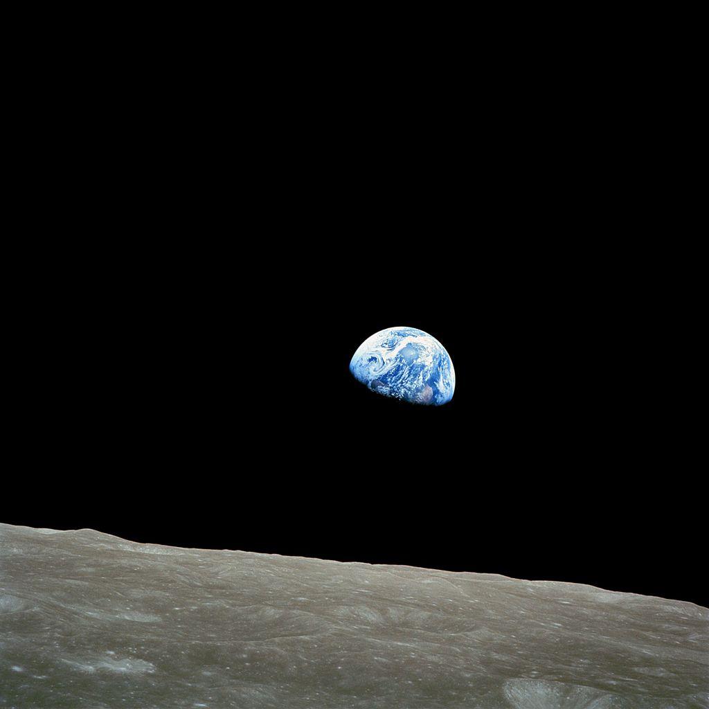 NASA отмечает юбилей одной из наиважнейших фотографий, когда-либо снятых человеком