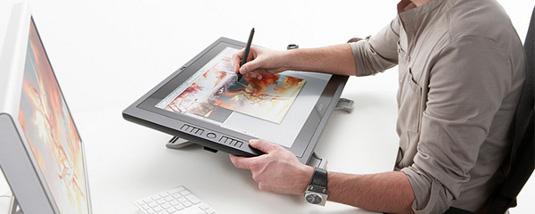 монитор для рисования - фото 4