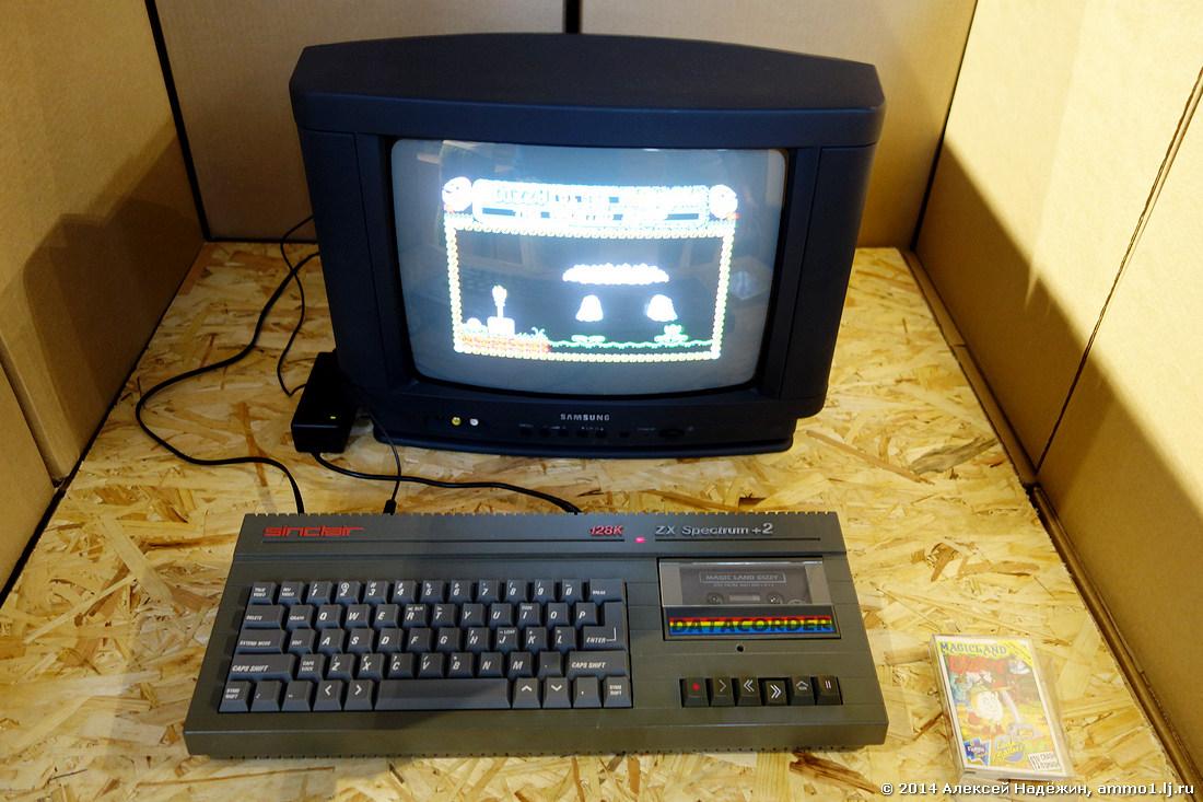 Игровые автоматы и компьютерные игры на ВДНХ
