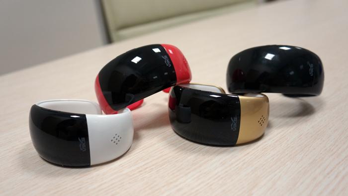 Bluetooth вибро браслет