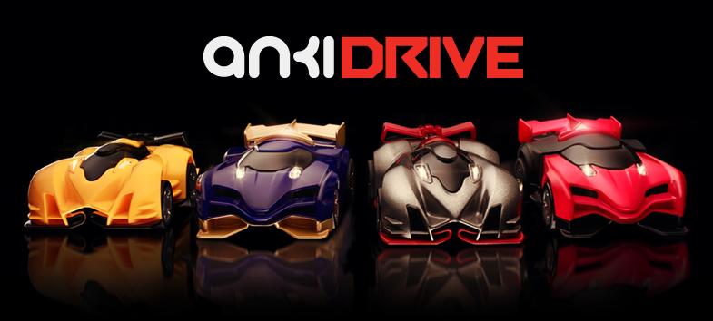 Anki DRIVE.