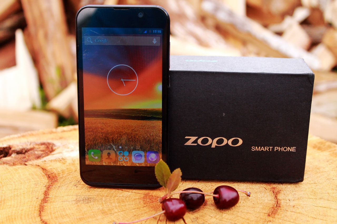 Zopo ZP700 — просто хороший смартфон
