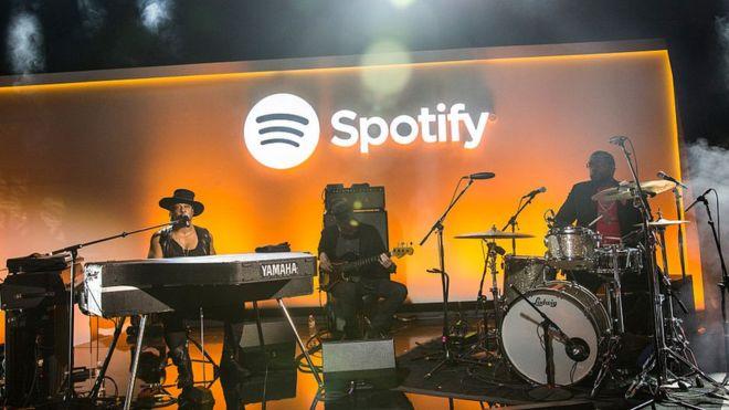 FT: Spotify ведет переговоры о приобретении Soundcloud