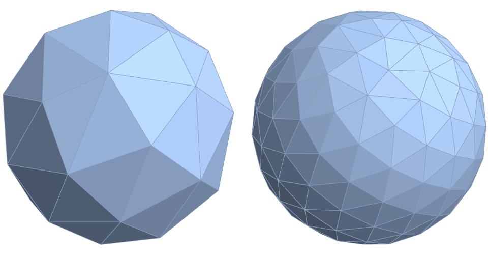 [Перевод] Равномерное распределение точек на сфере