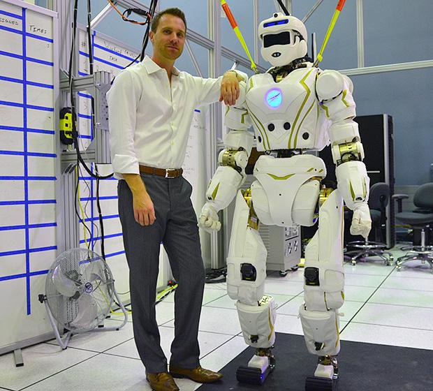 В NASA представили робота для колонизации Марса