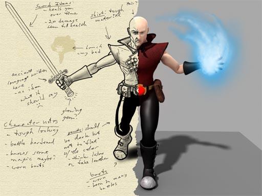 Дизайн документ игры