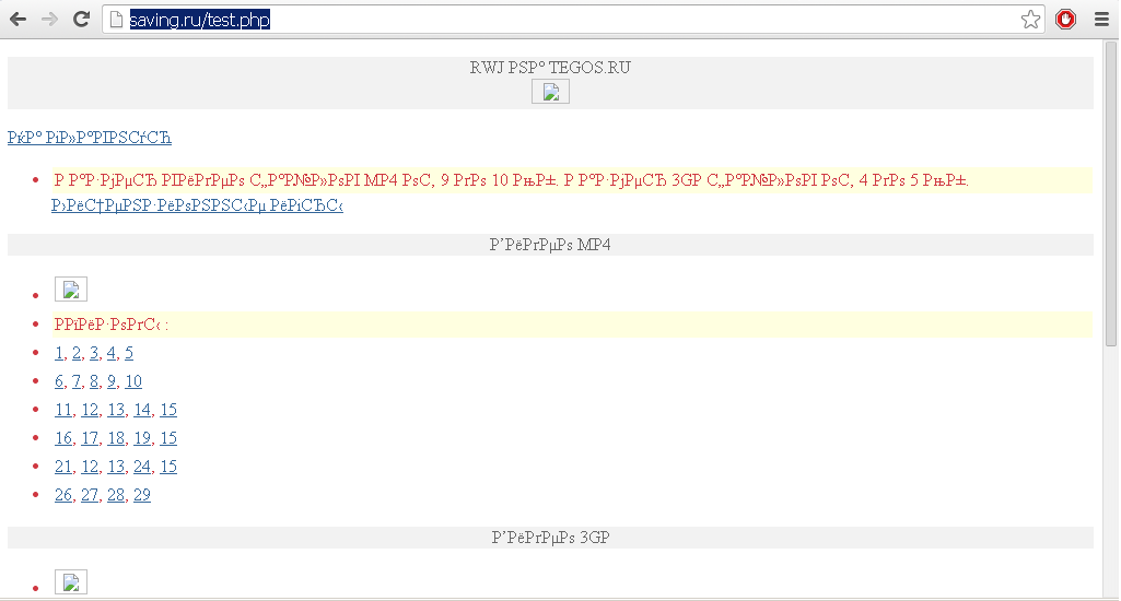 Как сделать доступ по http