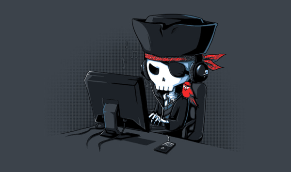 The lock does not help: pirate online movie theaters are still more popular than legal