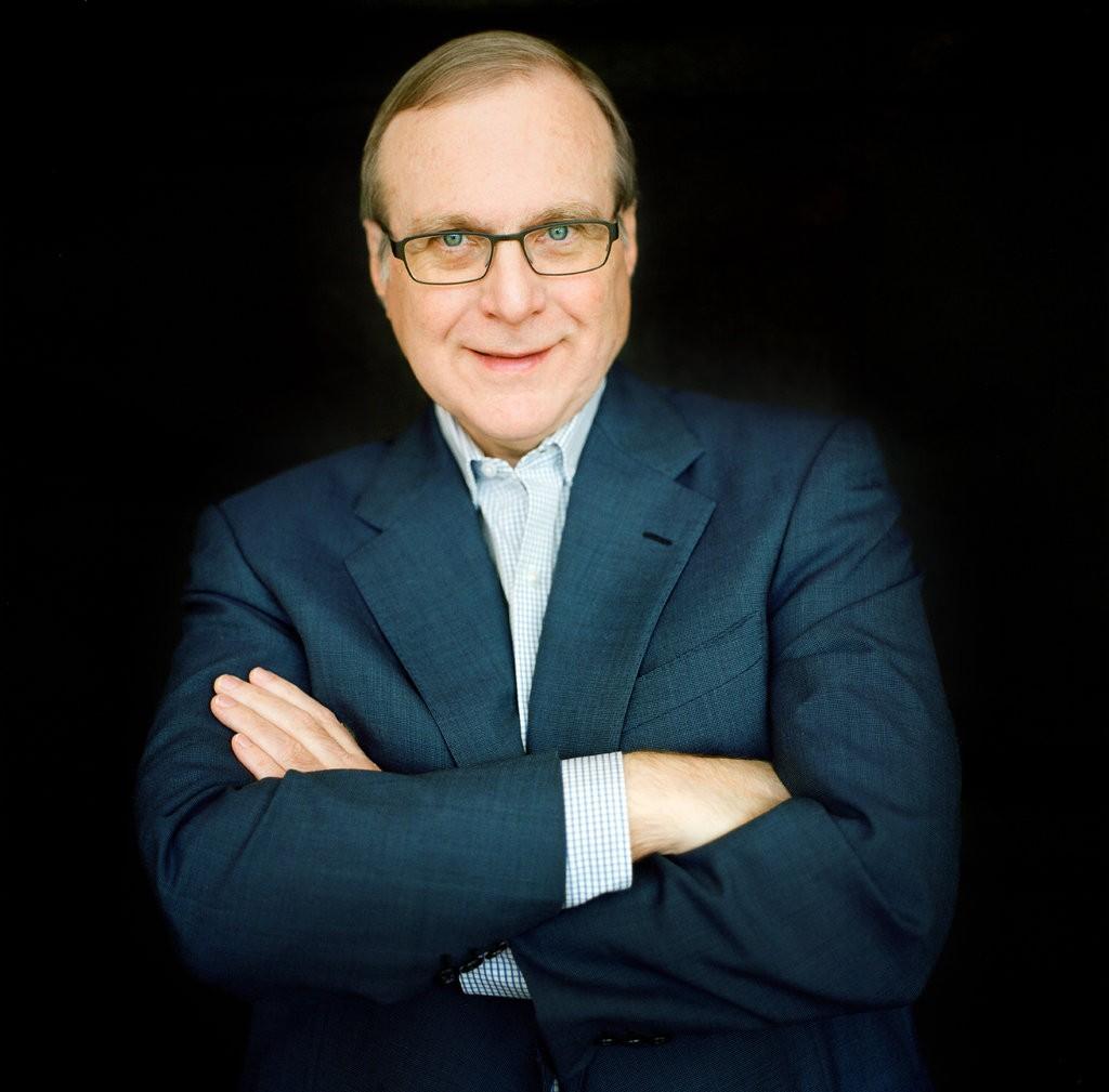 Пол Аллен, сооснователь Microsoft, ушел из жизни в возрасте 65 лет