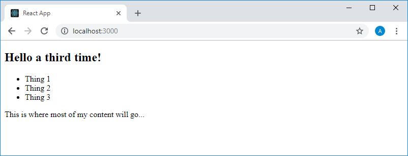 Приложение в браузере