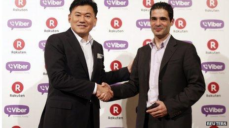 Viber купили за 900 миллионов долларов