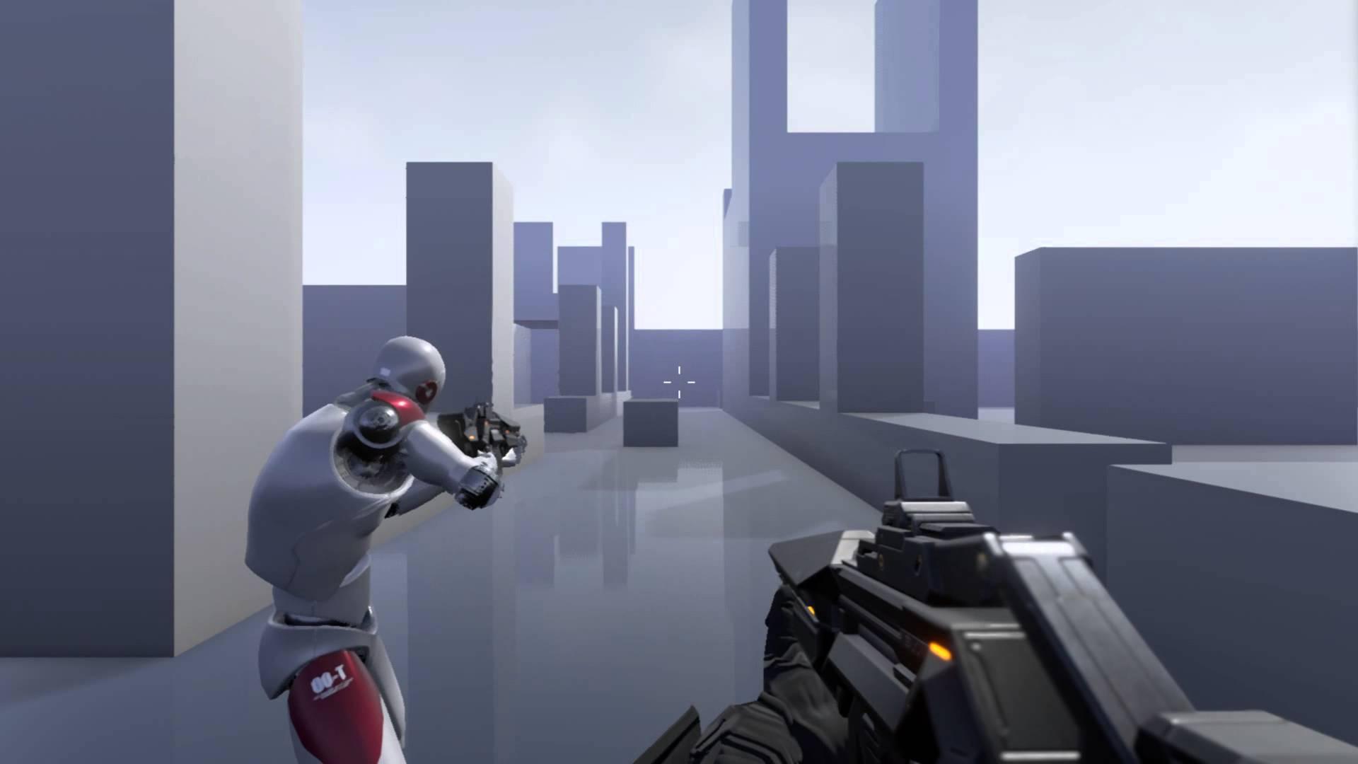 Туториал по Unreal Engine. Часть 10: Как создать простой FPS